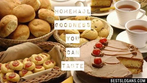 Homemade Goodness You Can Taste