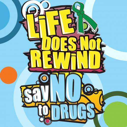 Creative drug free slogans
