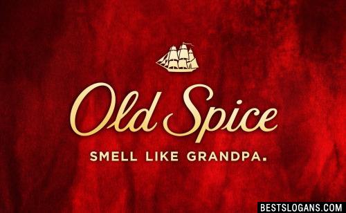 Old Spice: Smell Like Grandpa