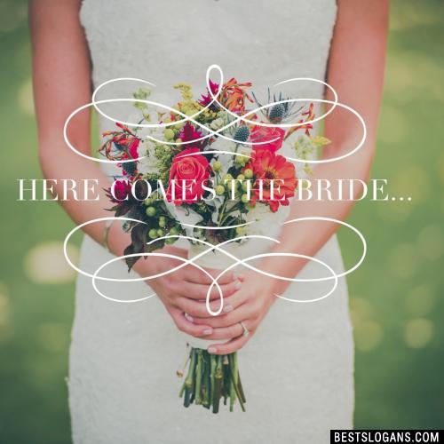 Wedding Slogans Generator