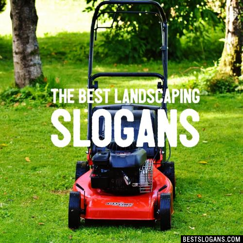 Funny Landscaping Company Names