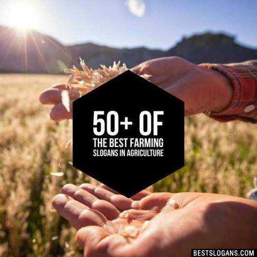 Farming Slogans