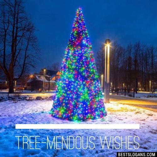 Tree-mendous Wishes