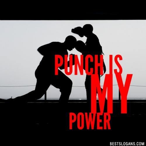 Punch is my power