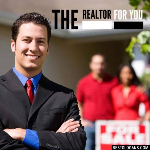 The Realtor For You