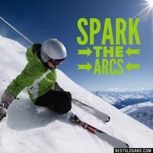 Spark the arcs
