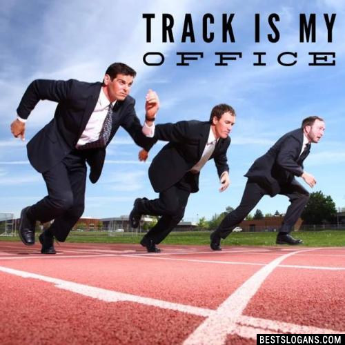 Track is my Office