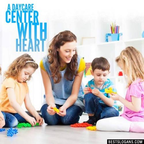 A Daycare Center With Heart