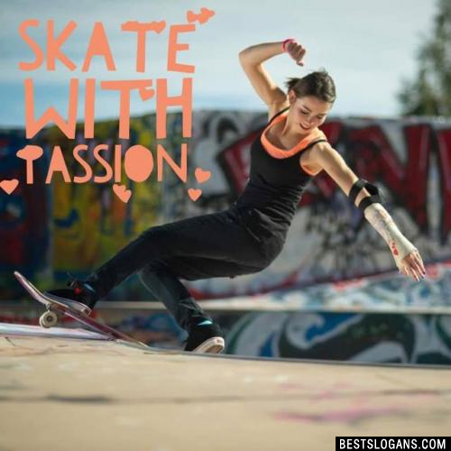 Skate with Passion
