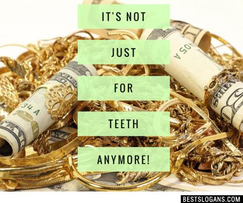 It's not just for teeth anymore!!!!
