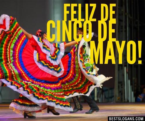 Feliz de Cinco de Mayo!