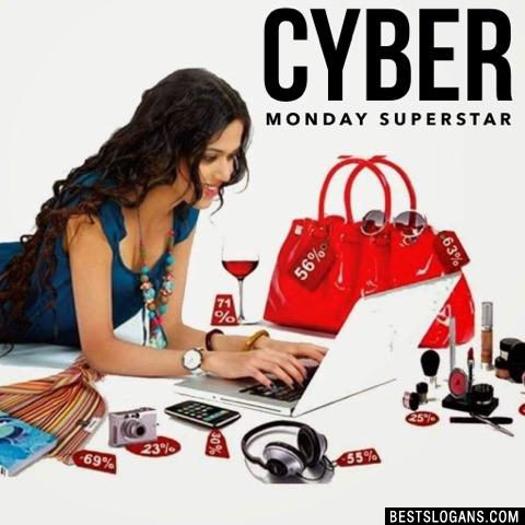 Cyber Monday Superstar