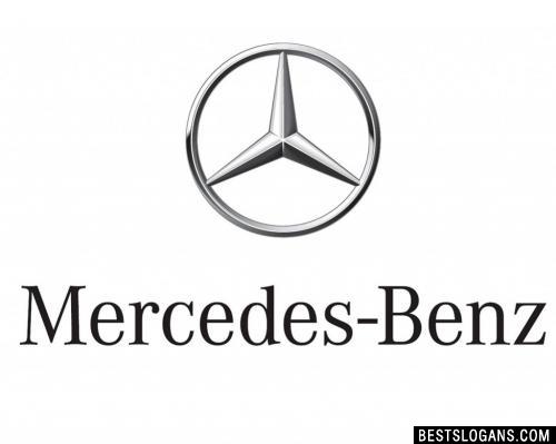 Catchy mercedes benz slogans taglines mottos business for Mercedes benz slogan