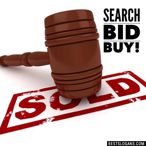 Search Bid Buy!