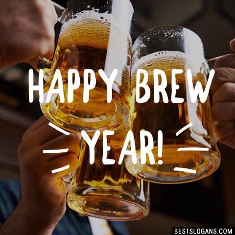 Happy Brew Year