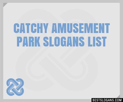 Free Junk Removal >> 30+ Catchy Amusement Park Slogans List, Taglines, Phrases & Names 2019