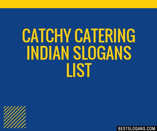 catering tagline ideas