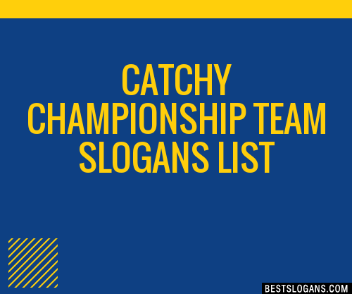 Basketball Championship Quotes: 30+ Catchy Championship Team Slogans List, Taglines