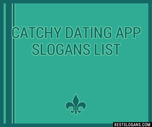Dating Slogan site