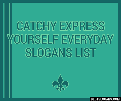 Taglines to describe yourself