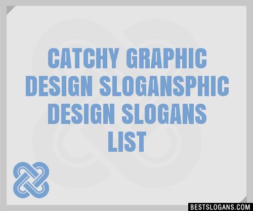 30+ Catchy Graphic Design Phic Design Slogans List, Taglines ...