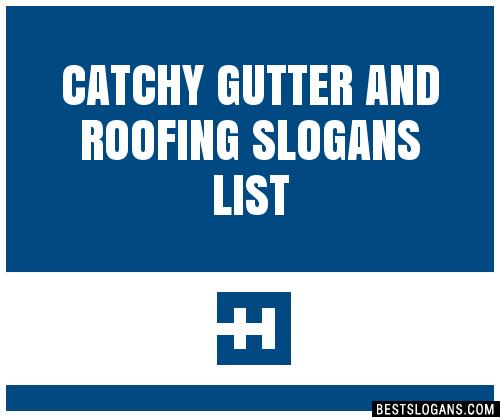 Unique Roofing Slogans 3