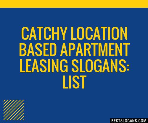Apartment Advertising Slogans Apartment Decorating Ideas