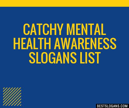 Car Wash Business: 30+ Catchy Mental Health Awareness Slogans List, Taglines