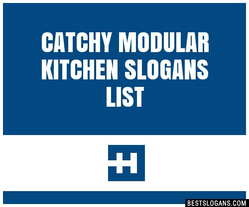 30 catchy modular kitchen slogans list taglines phrases names 2018
