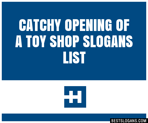 Good Toy Slogans – Wow Blog