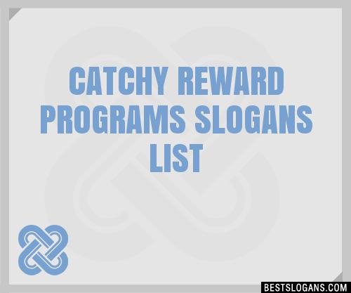 30+ Catchy Reward Programs Slogans List, Taglines, Phrases ...