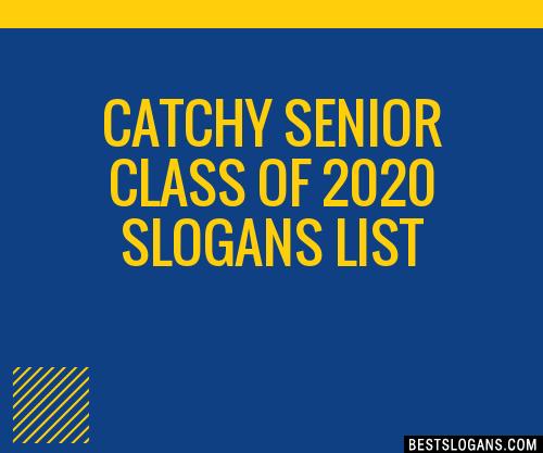 2020 Graduation Slogans.30 Catchy Senior Class Of 2020 Slogans List Taglines