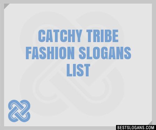 30+ catchy children's fashion slogans list, taglines, phrases.